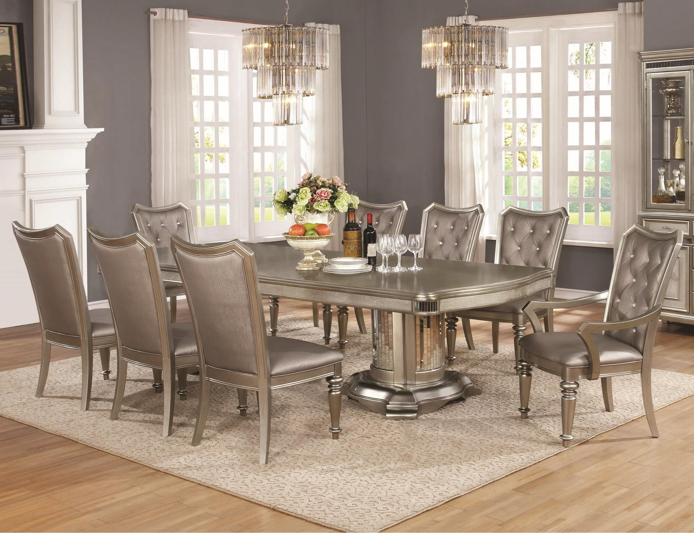 Delicieux Danette 7 Piece... $2604 $5208. Ludolf Dining Table ...