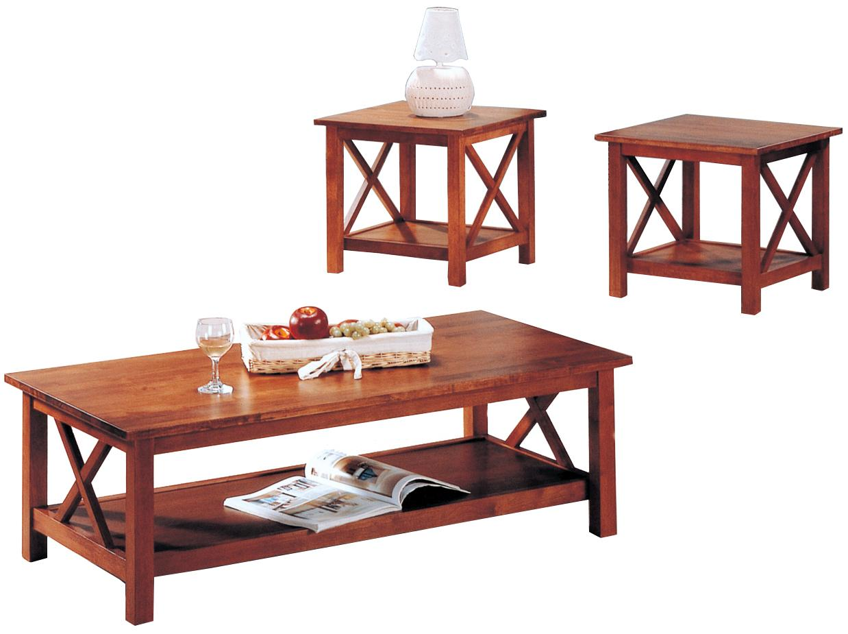 5907 briarcliff casual 3 piece occasional table set