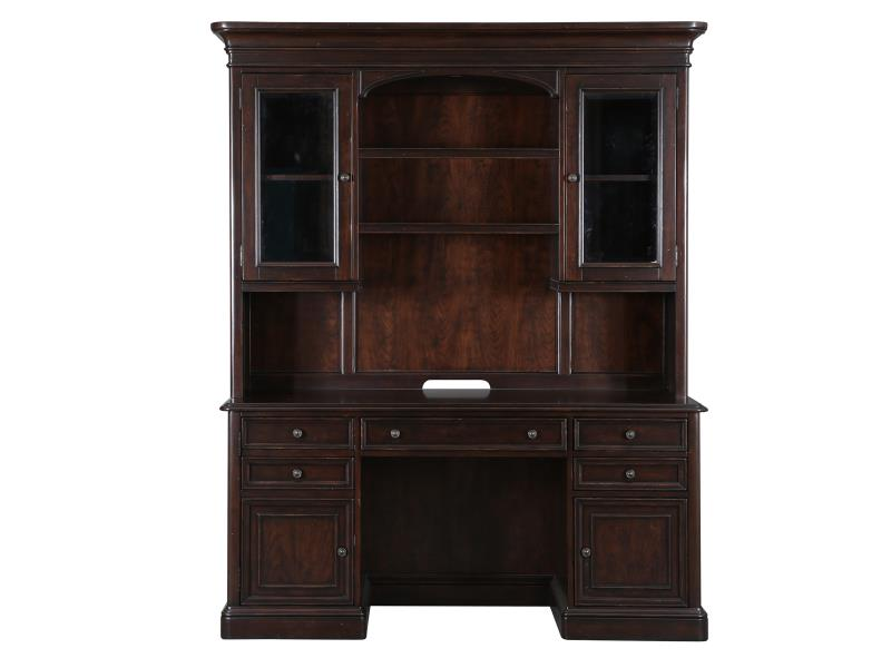 Lafayette credenza with hutch / office desk