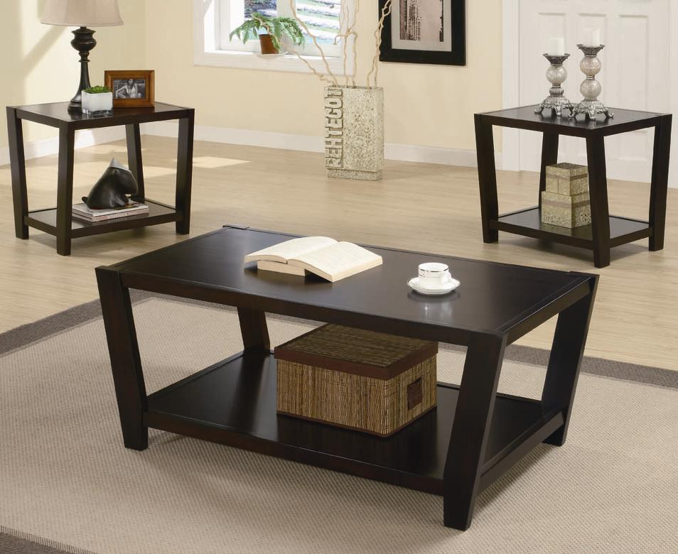 701510 3 piece occasional table set