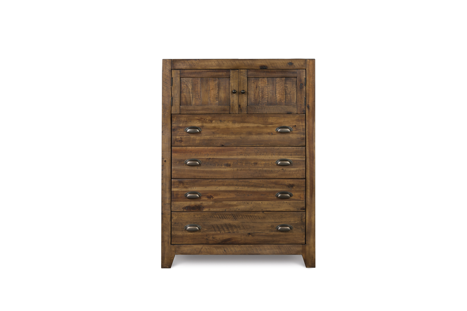 Magnussen braxton wood drawer chest