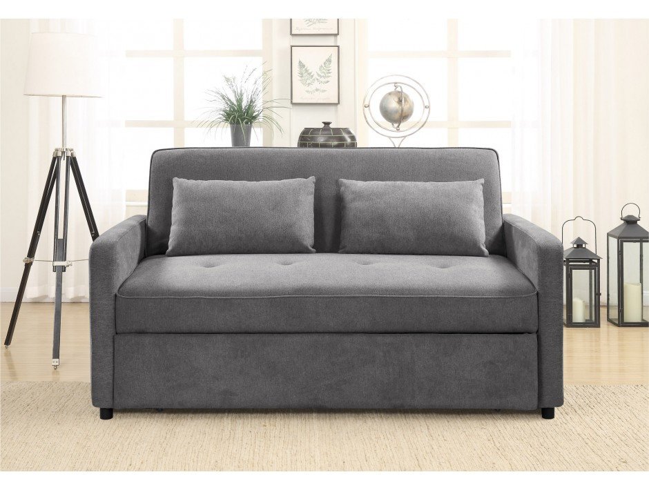 Alissa convertible sofa - pull-out bed
