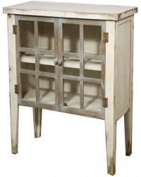 Tuscany Small Cabinet 2 Glass Doors