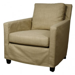Ryan slipcover arm chair