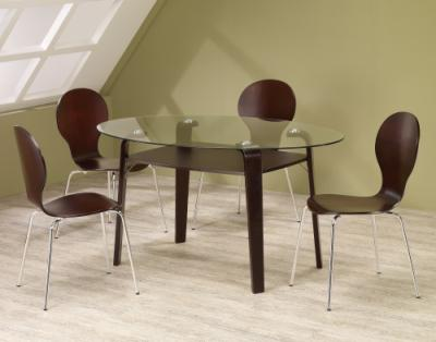 Orval dining set 5 pc
