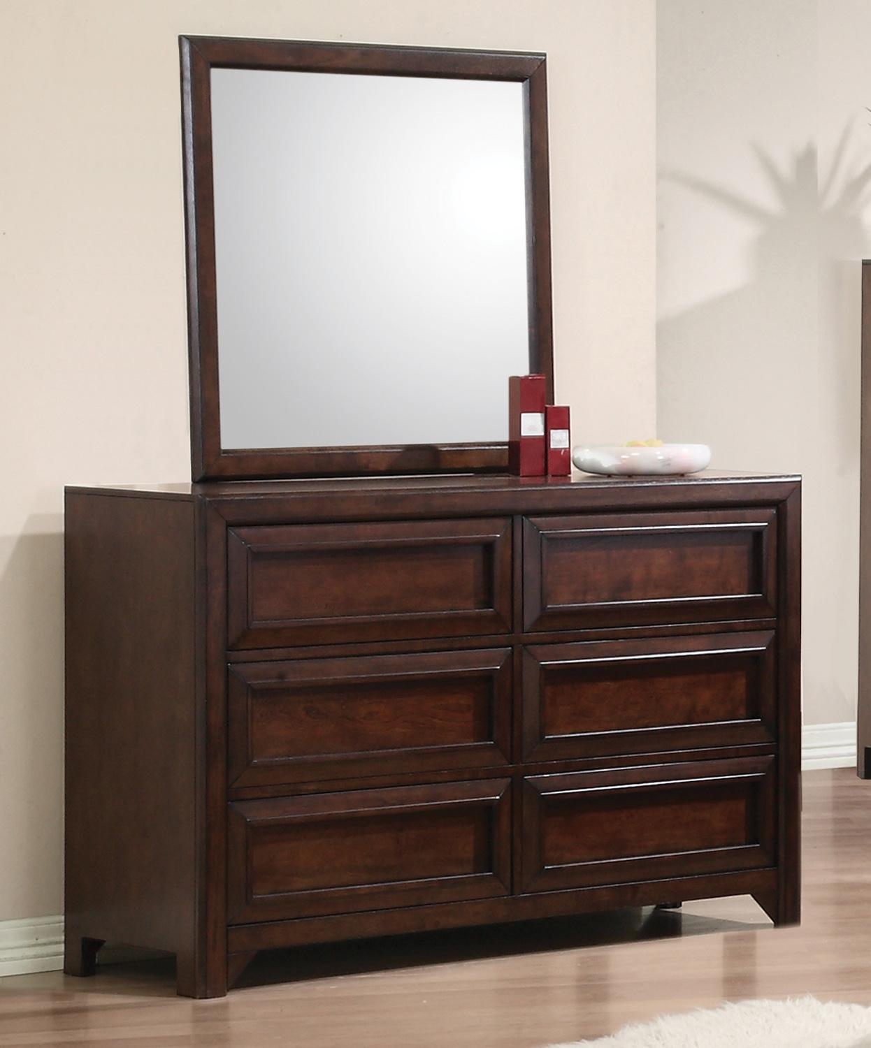 Jerico drawer dresser