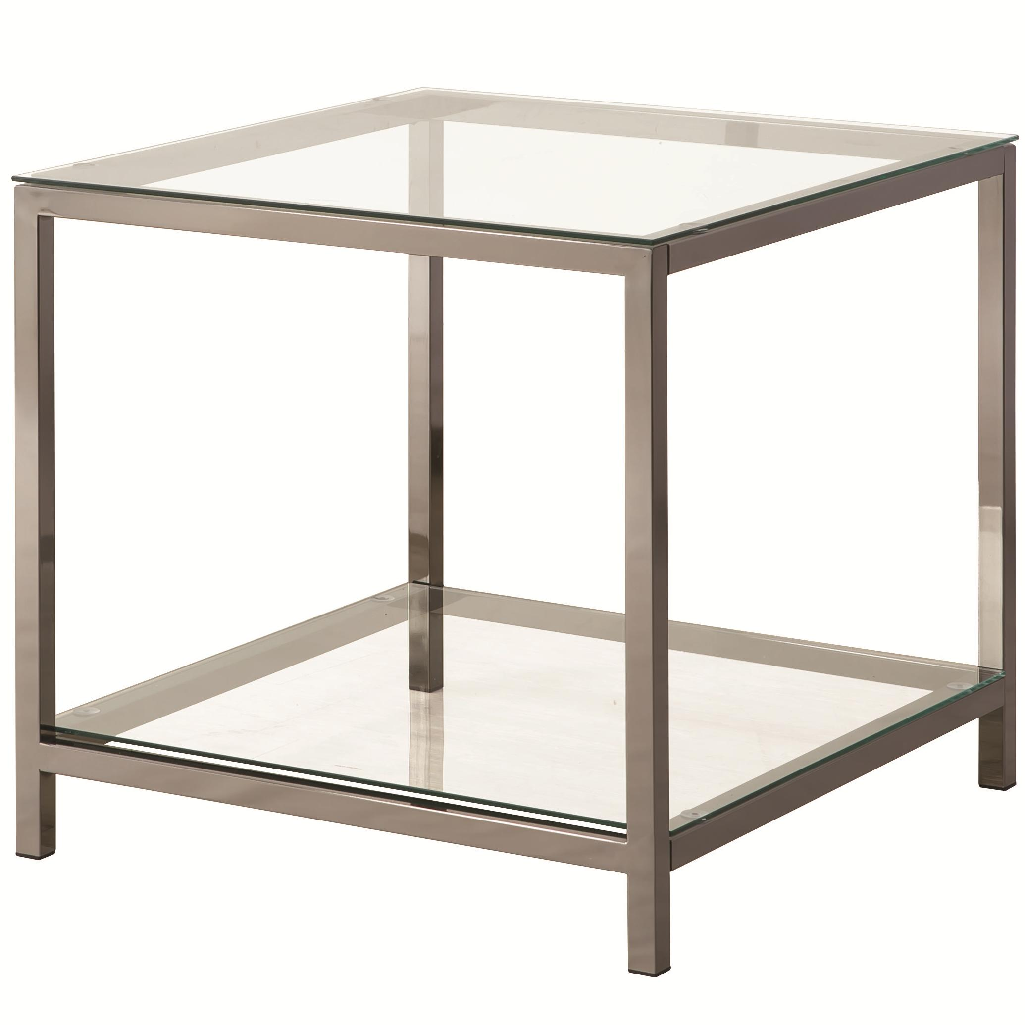 720227 end table with shelf