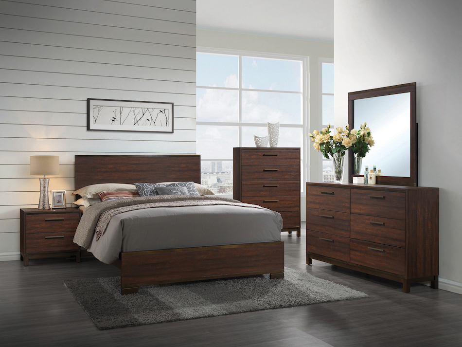 4pc edmonton queen bed