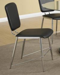 Ciccone contemporary upholstered side chair