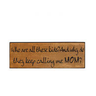Wd. mom sign
