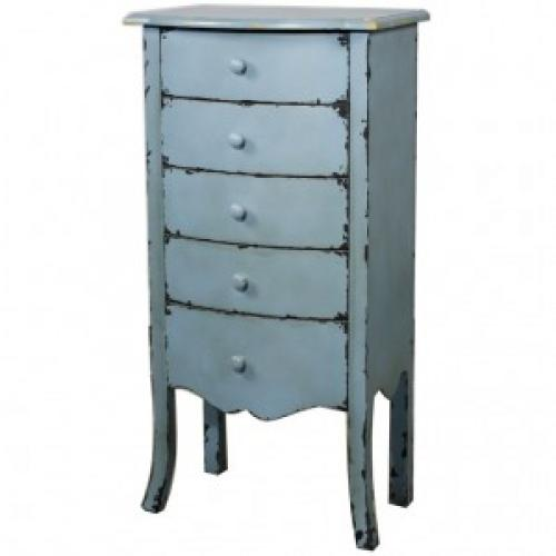 Tuscany Small Cabinet 5 Drawers