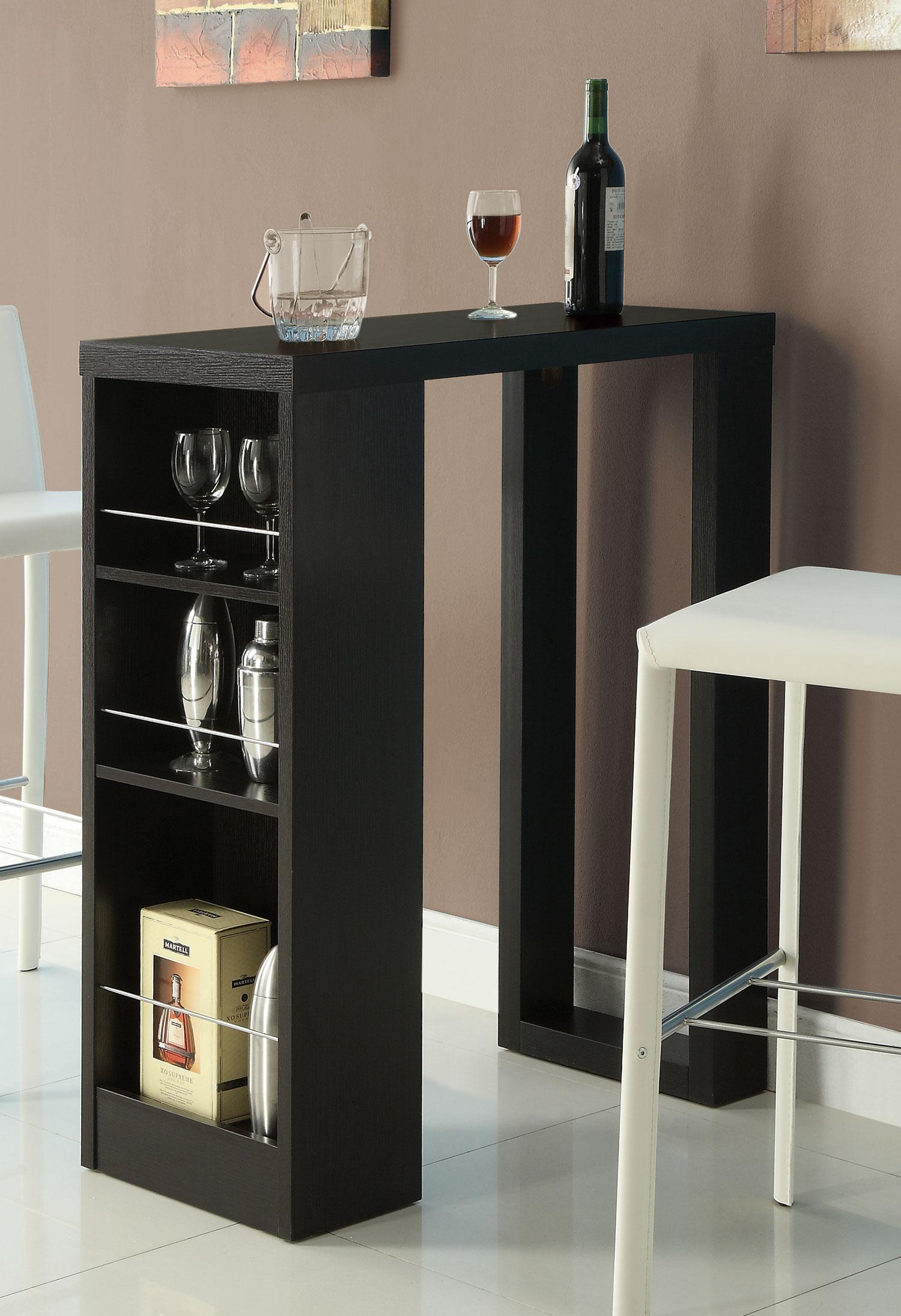 Bar Table W Three Storage Shelves Bana Home Decors Amp Gifts