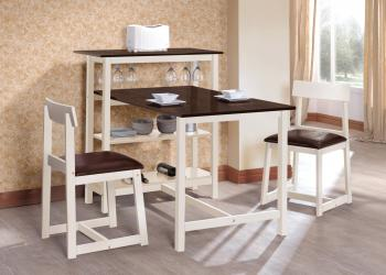 3 piece table set dinning table