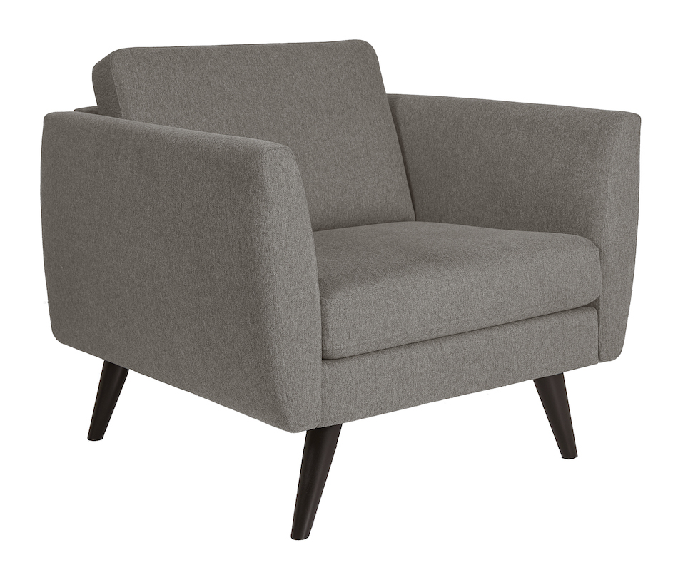 Fjords nordic sofa chair bella grey 20