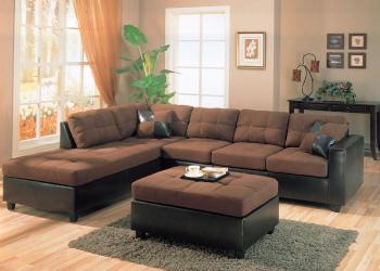 Chocolate sectional