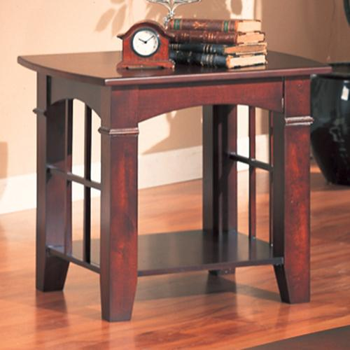 700007 abernathy end table with shelf