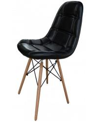 Neo side chair black