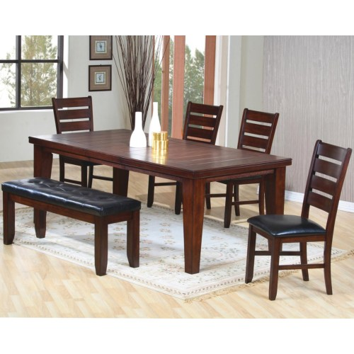 Imperial 6 piece dining set