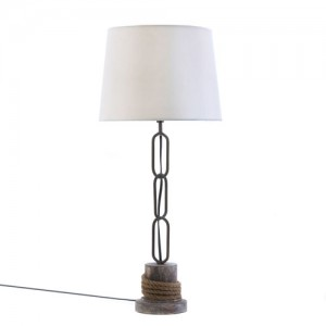 Dockside table lamp