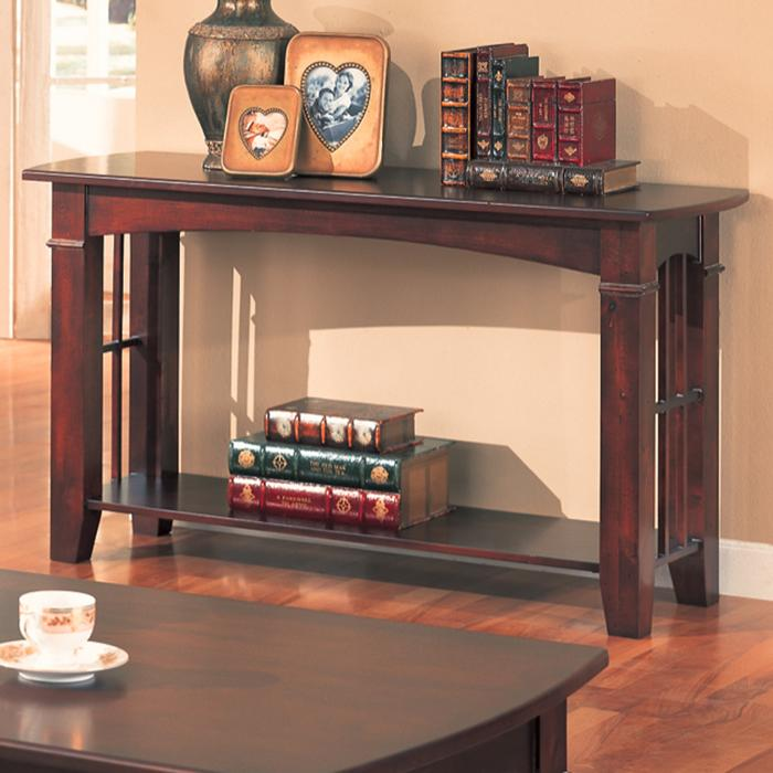 700009 abernathy sofa table with shelf