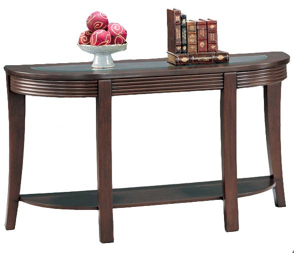 5526 simpson sofa table with glass top