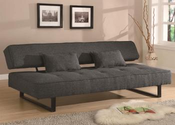 Sofa beds contemporary armless sofa bed