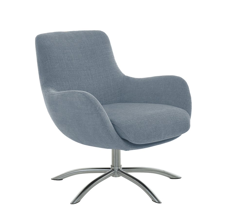 Fjords skagen chair low back swivel tilter