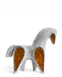 Glass menagerie horse