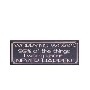 Wd. worrying sign